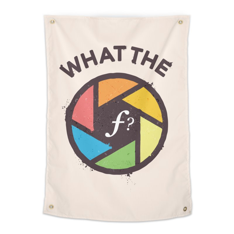 WTF - What the F? Home Tapestry by zoljo's Artist Shop