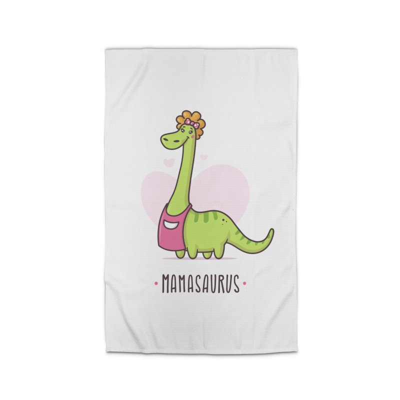 Mamasaurus Home Rug by zoljo's Artist Shop