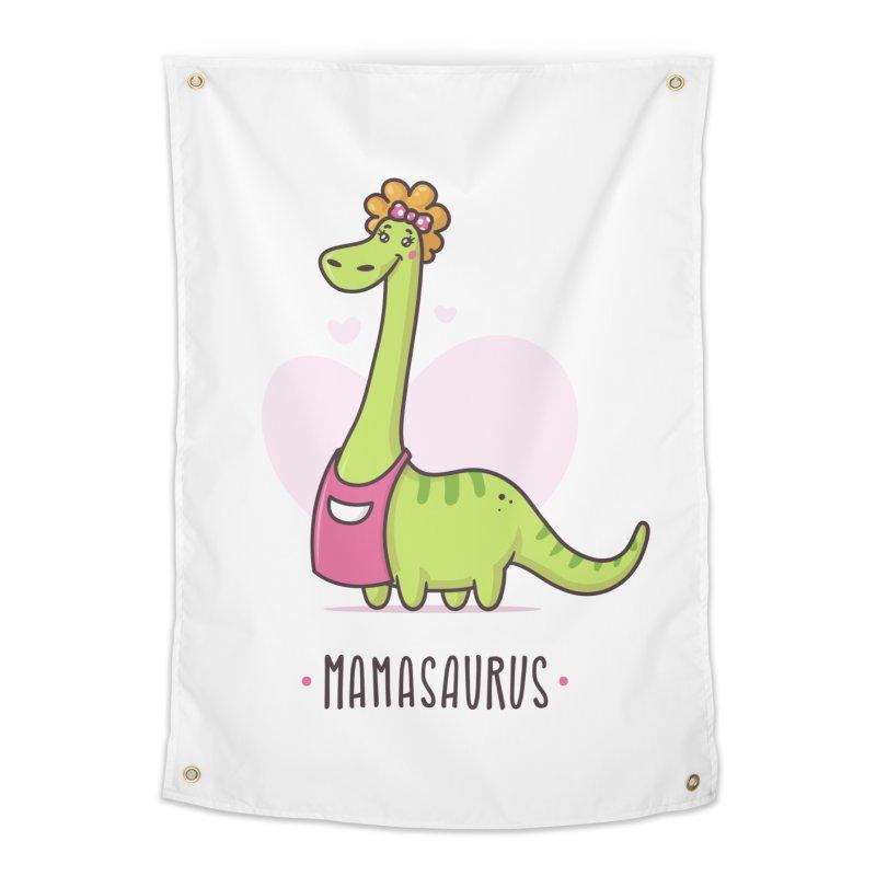 Mamasaurus Home Tapestry by zoljo's Artist Shop