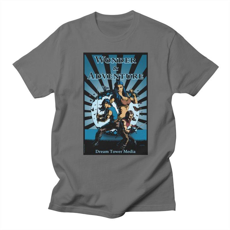 Dream Tower Media Wonder & Adventure T-Shirt Women's Unisex T-Shirt by ZoltanArt