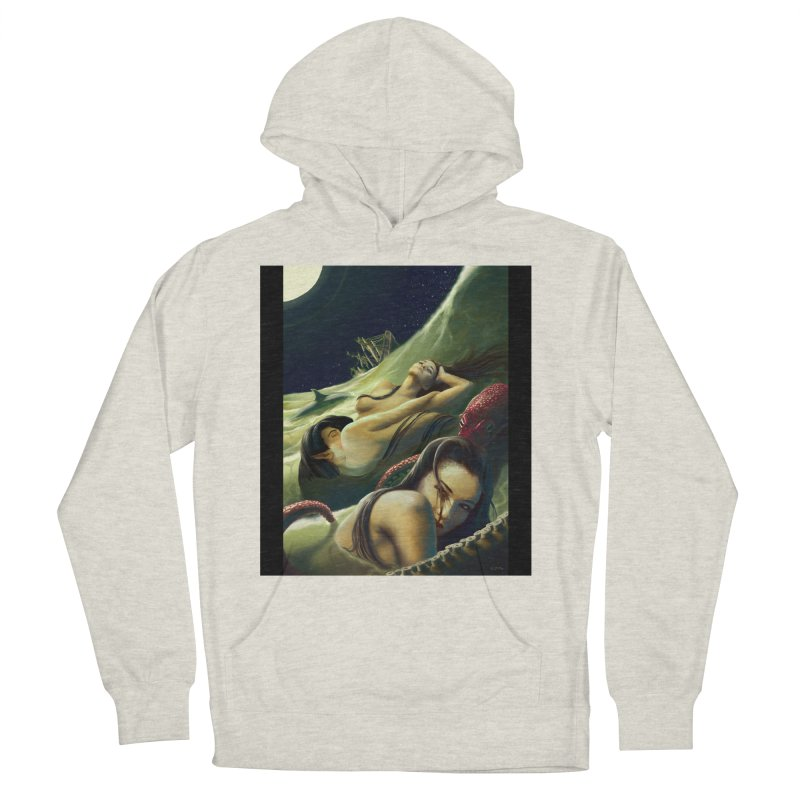 Sea of Oblivion Men's Pullover Hoody by ZoltanArt