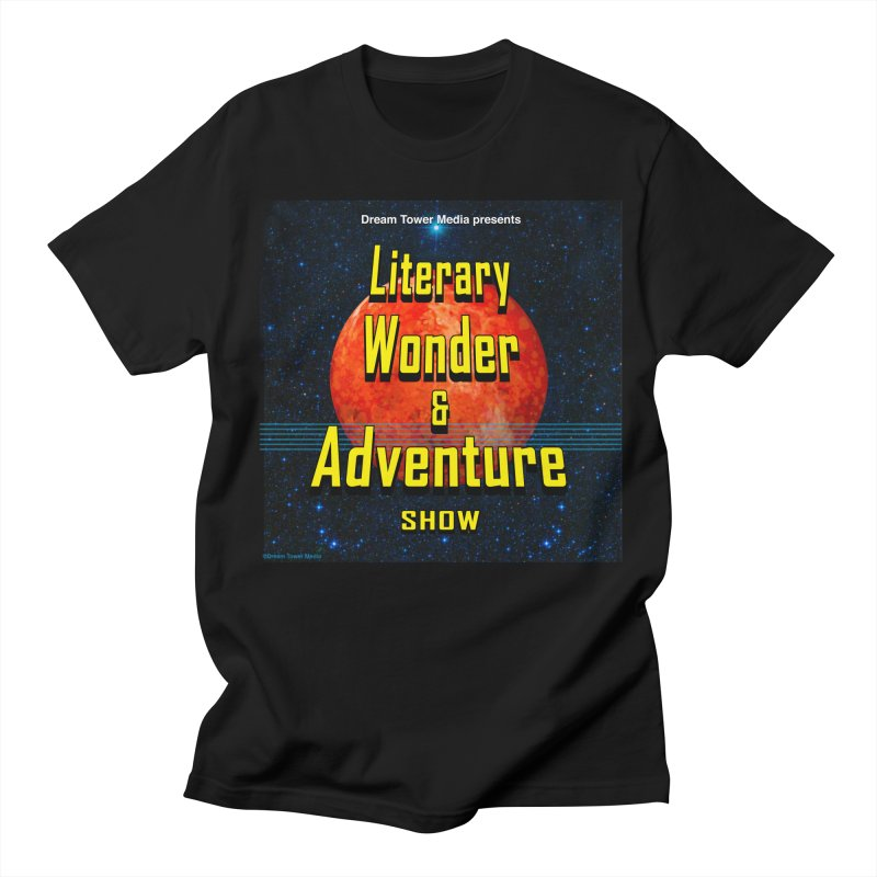 Literary Wonder & Adventure Show Men's T-Shirt by ZoltanArt