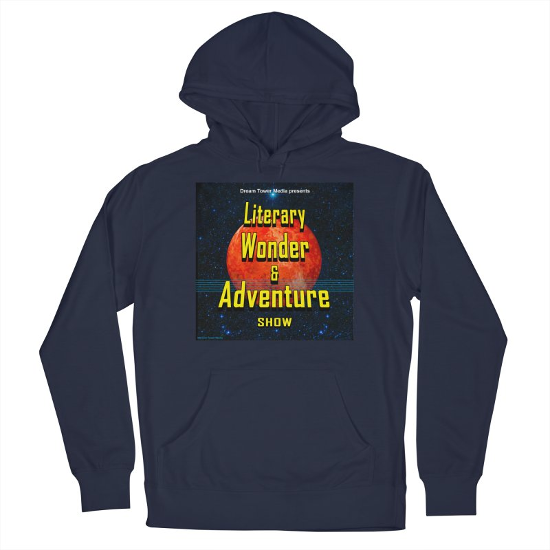 Literary Wonder & Adventure Show Women's French Terry Pullover Hoody by ZoltanArt
