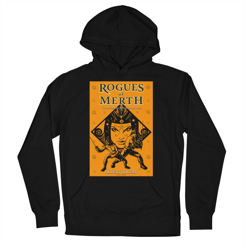Rogues of Merth, Book 1 Cover Men's Pullover Hoody by ZoltanArt