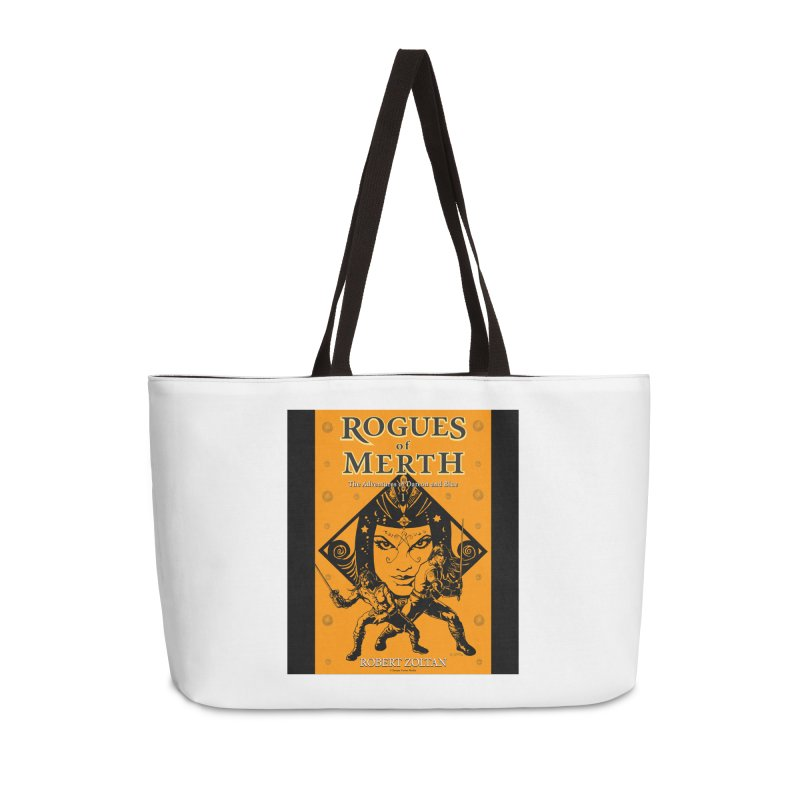 Rogues of Merth, Book 1 Cover Accessories Weekender Bag Bag by ZoltanArt