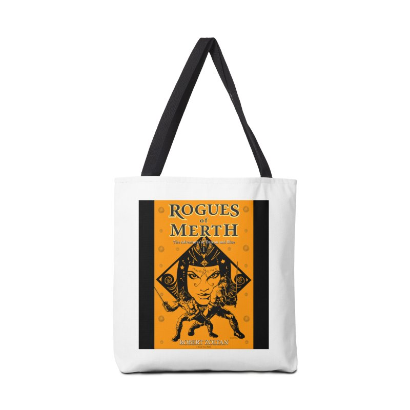 Rogues of Merth, Book 1 Cover Accessories Tote Bag Bag by ZoltanArt