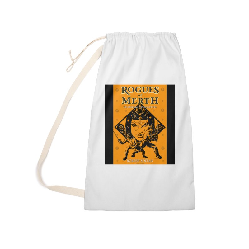 Rogues of Merth, Book 1 Cover Accessories Laundry Bag Bag by ZoltanArt