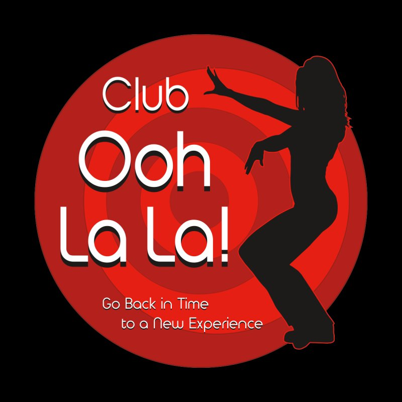 Club Ooh La La Home Mounted Acrylic Print by ZoltanArt