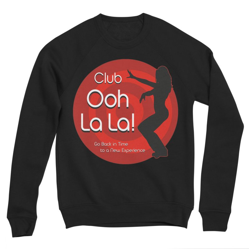 Club Ooh La La Women's Sweatshirt by ZoltanArt
