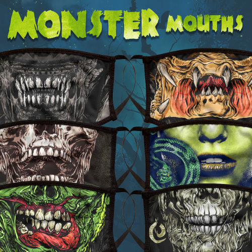 Monster-Mouths