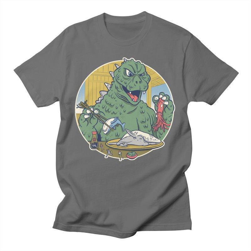 Strange Beast - Sushi Men's T-Shirt by Anthony Petrie Print + Product Design