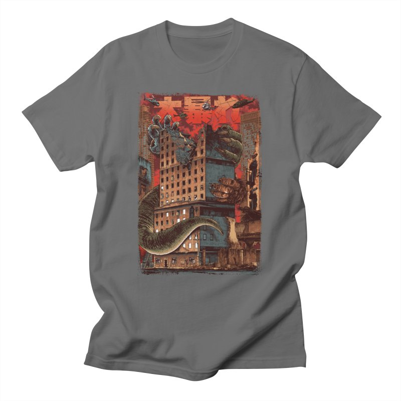 There Goes the Neighborhood Men's T-Shirt by Anthony Petrie Print + Product Design