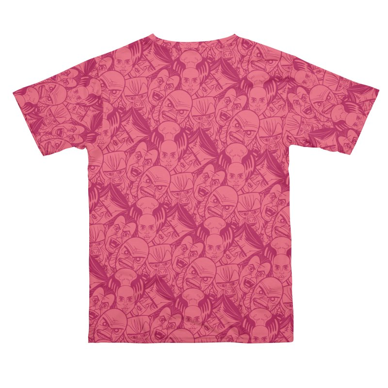 Modster Squad - Modster Mash-Up Men's Cut & Sew by Anthony Petrie Print + Product Design