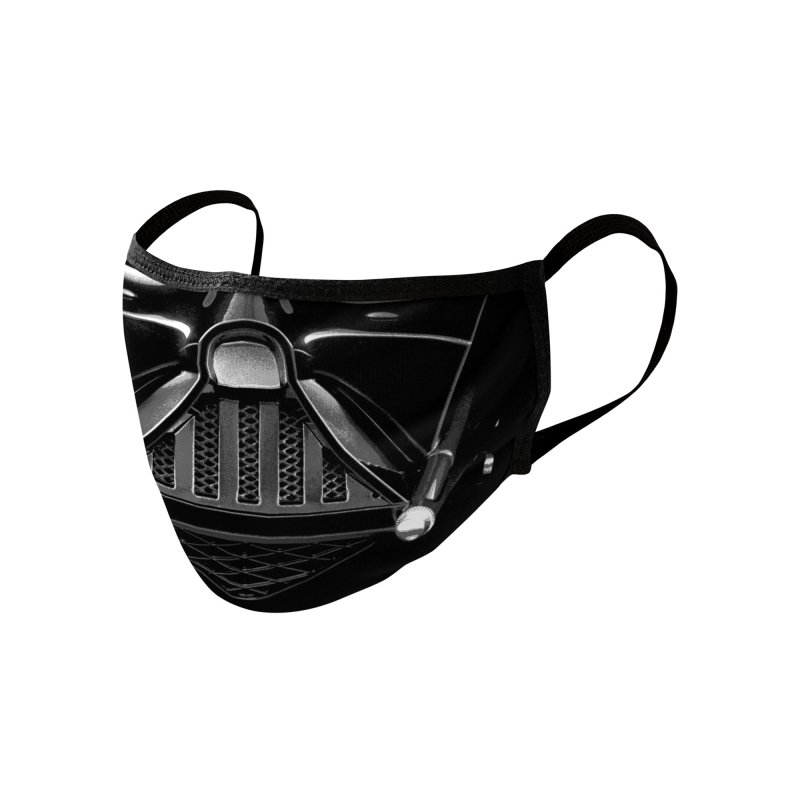 Daddy Accessories Face Mask by Anthony Petrie Print + Product Design