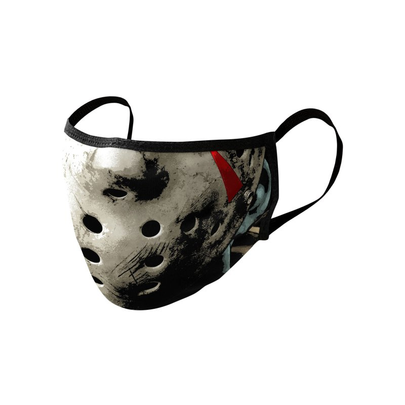 Kiki Accessories Face Mask by Anthony Petrie Print + Product Design