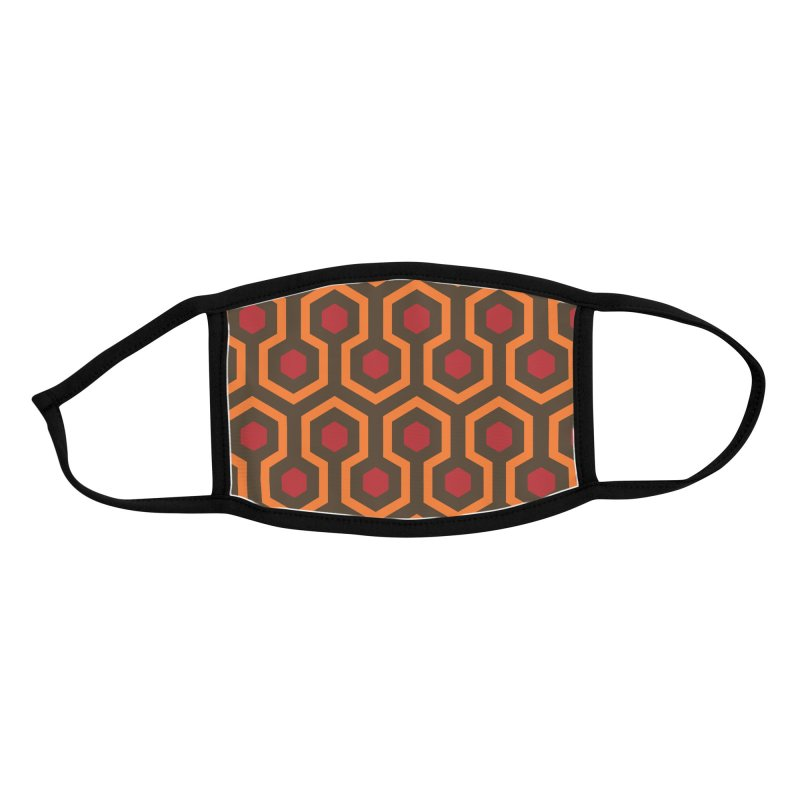 Shine On Accessories Face Mask by Anthony Petrie Print + Product Design