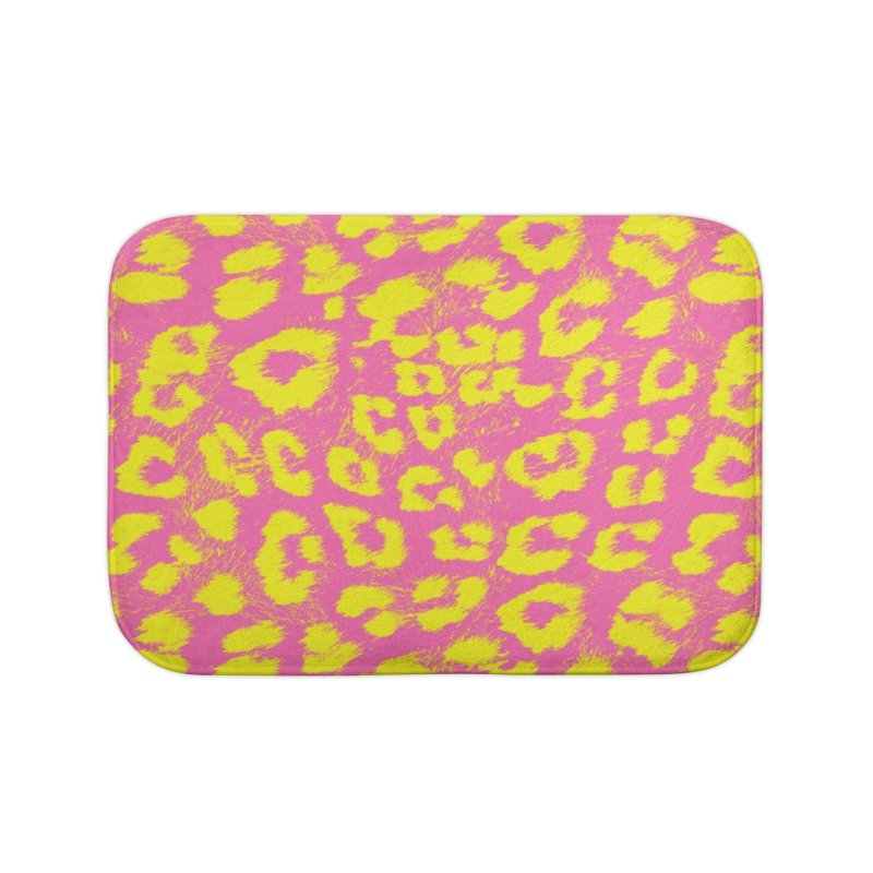 Cool Kitten Home Bath Mat by Anthony Petrie Print + Product Design