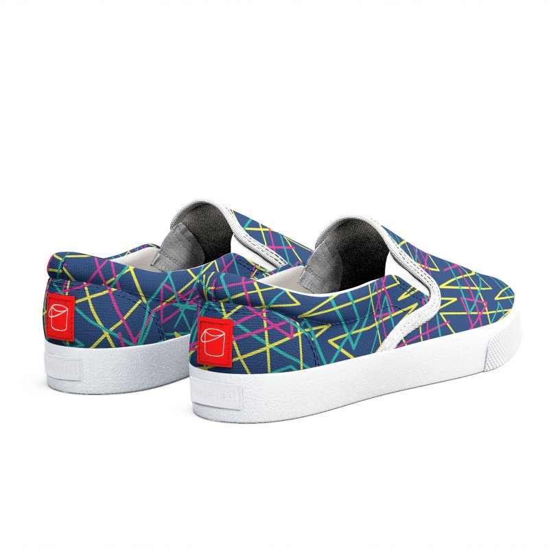 80s Lazers Women's Shoes by Anthony Petrie Print + Product Design