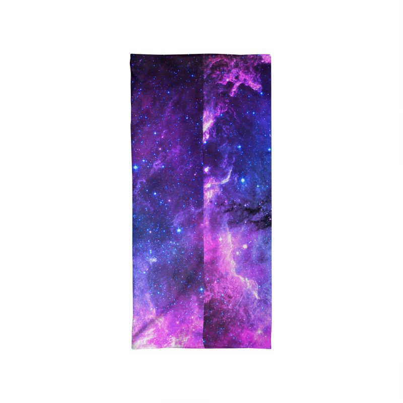 Galaxy Accessories Neck Gaiter by Anthony Petrie Print + Product Design