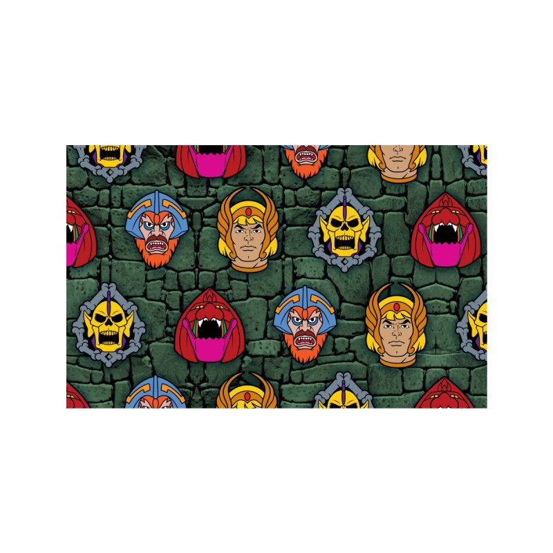 Mashups of the Universe Accessories Face Mask by Anthony Petrie Print + Product Design