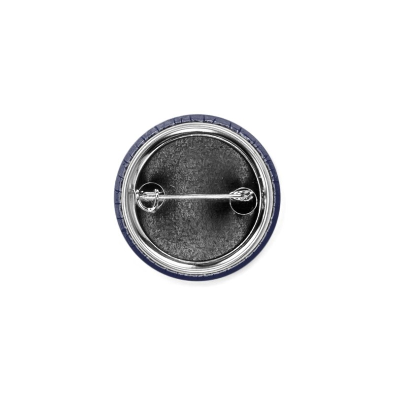 Maskerade - Zombee Accessories Button by Anthony Petrie Print + Product Design