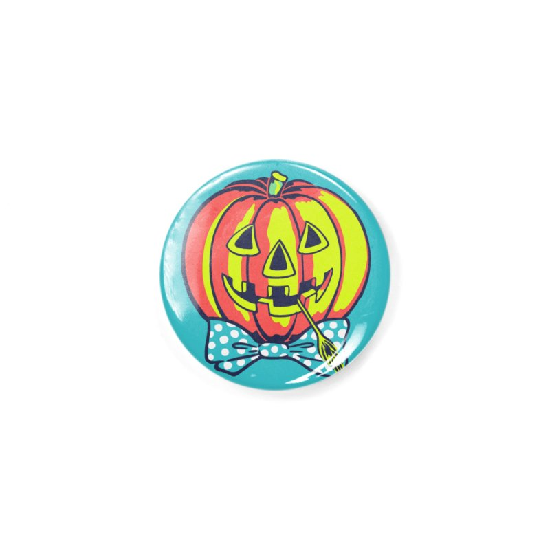 Maskerade - Jacques O'Lantern Accessories Button by Anthony Petrie Print + Product Design