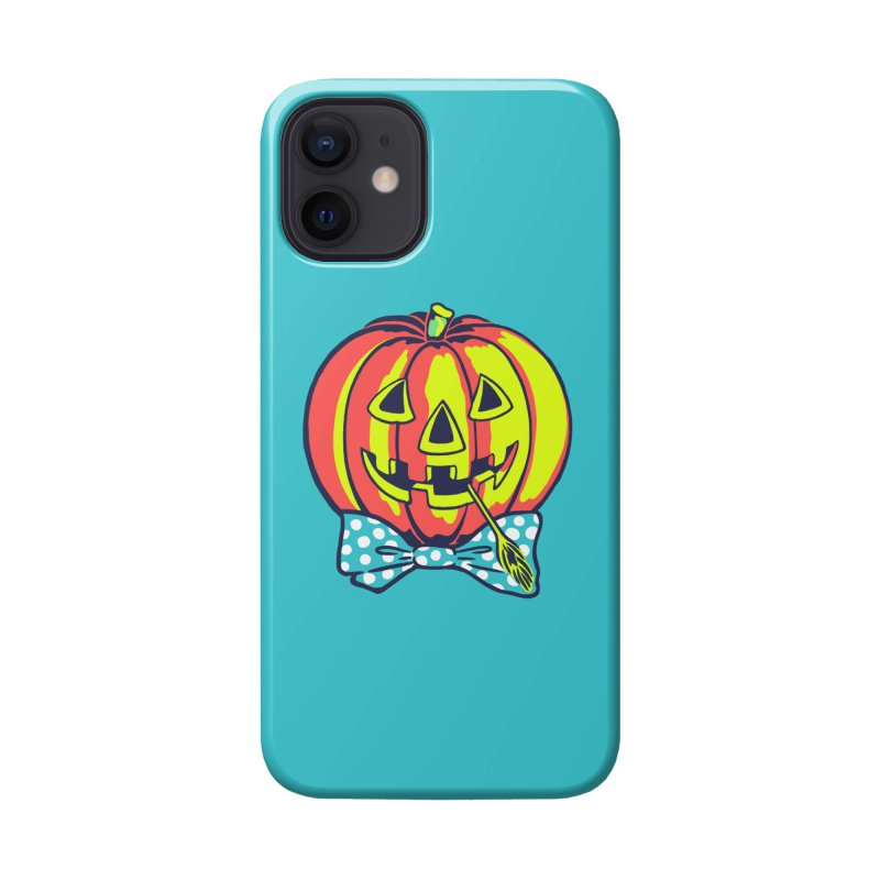 Maskerade - Jacques O'Lantern Accessories Phone Case by Anthony Petrie Print + Product Design