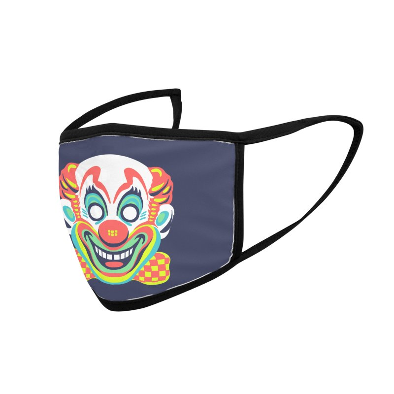 Maskerade - Bubbles Accessories Face Mask by Anthony Petrie Print + Product Design