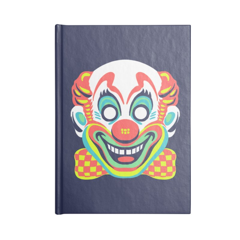 Maskerade - Bubbles Accessories Notebook by Anthony Petrie Print + Product Design