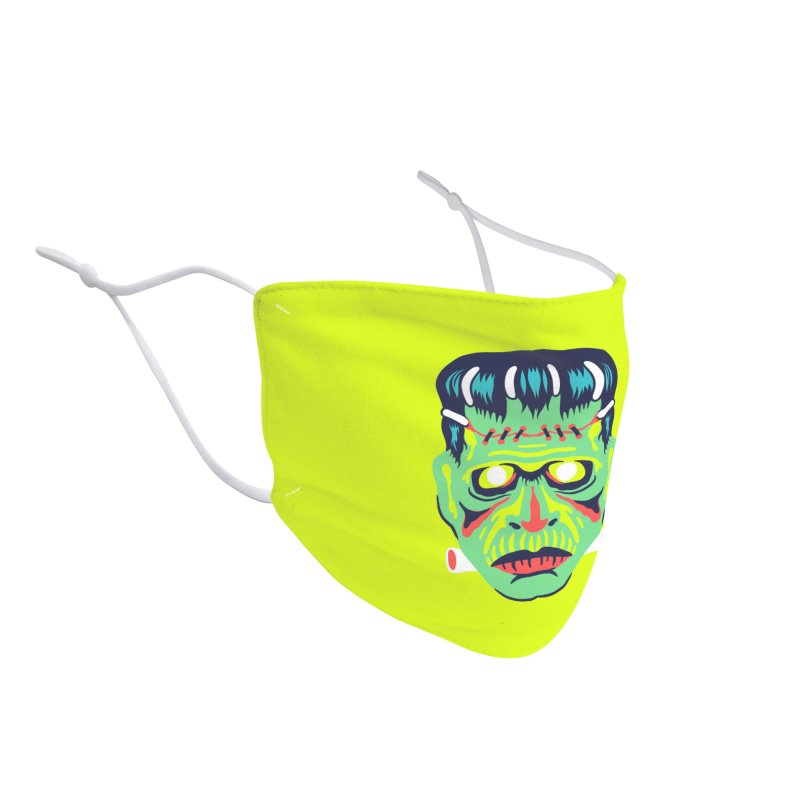 Maskerade - Franc Accessories Face Mask by Anthony Petrie Print + Product Design