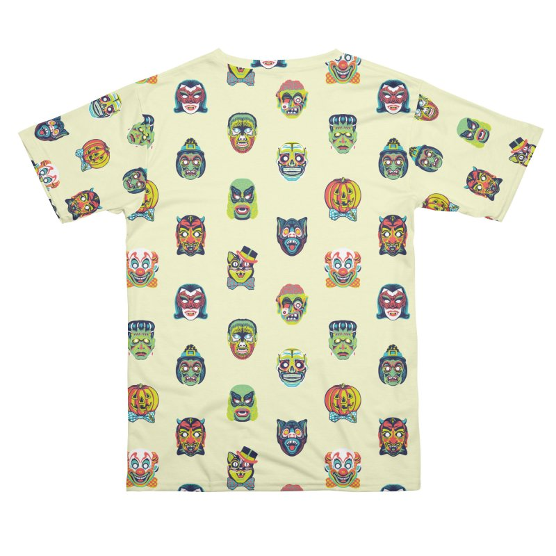 Maskerade Parade Men's Cut & Sew by Anthony Petrie Print + Product Design