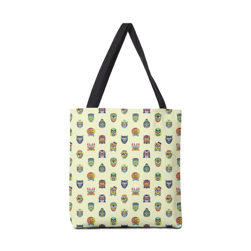 Maskerade Parade Accessories Bag by Anthony Petrie Print + Product Design