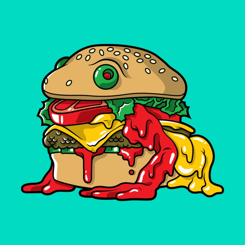 Frurger None  by Anthony Petrie Print + Product Design