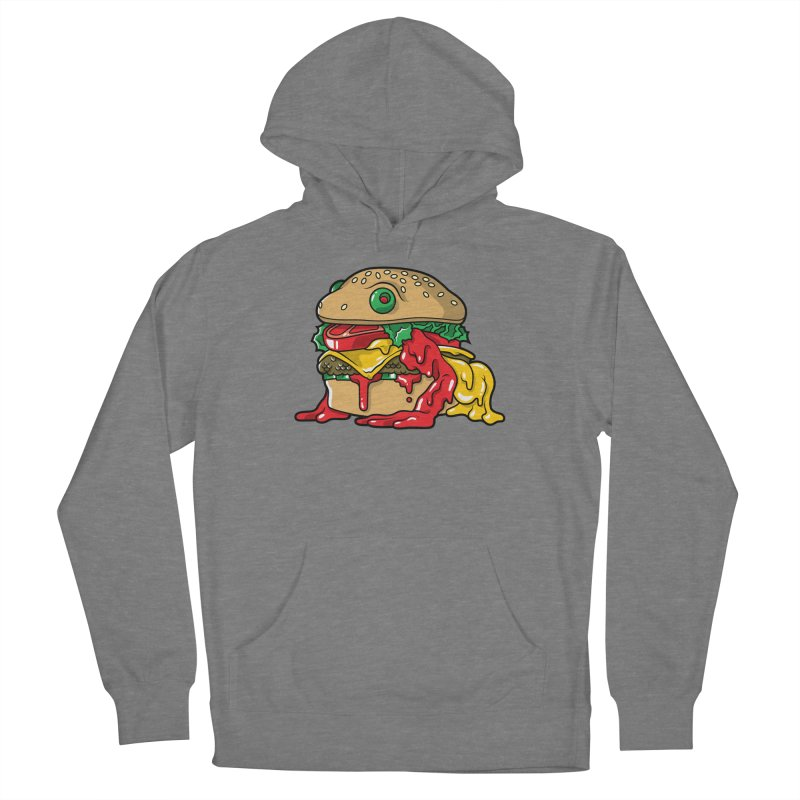 Feast Beasts - Frurger Women's Pullover Hoody by Anthony Petrie Print + Product Design