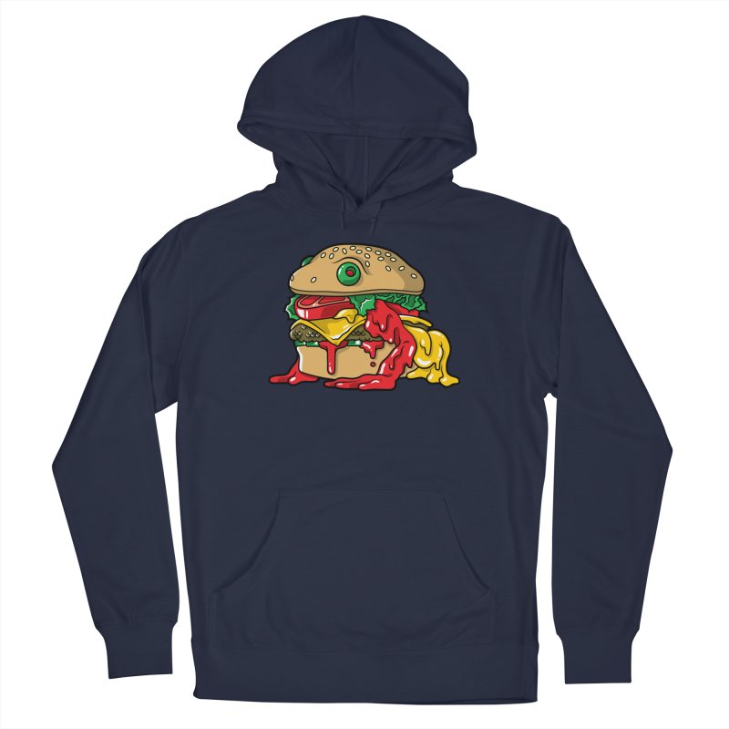Feast Beasts - Frurger Men's Pullover Hoody by Anthony Petrie Print + Product Design