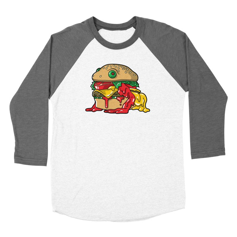 Feast Beasts - Frurger Women's Longsleeve T-Shirt by Anthony Petrie Print + Product Design