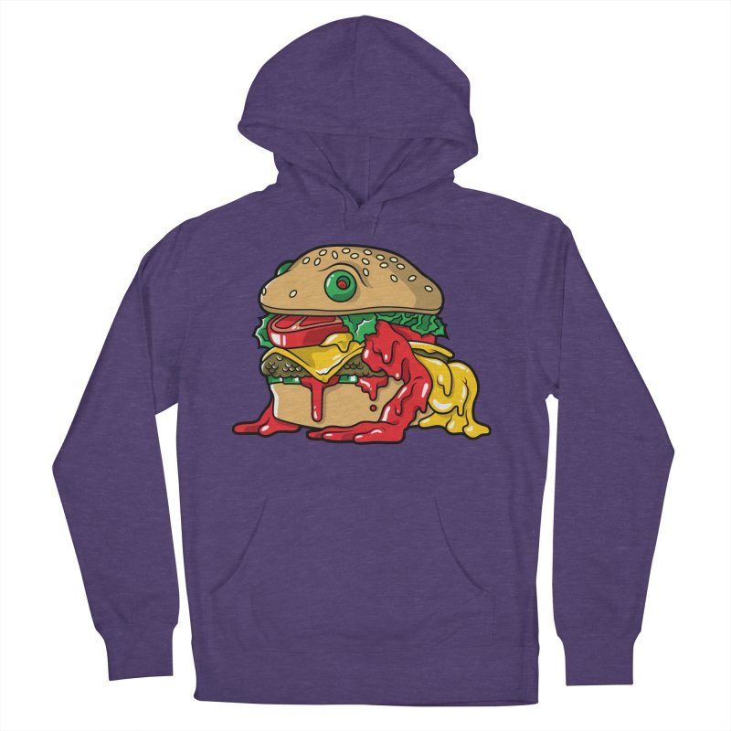 Frurger Women's French Terry Pullover Hoody by Anthony Petrie Print + Product Design