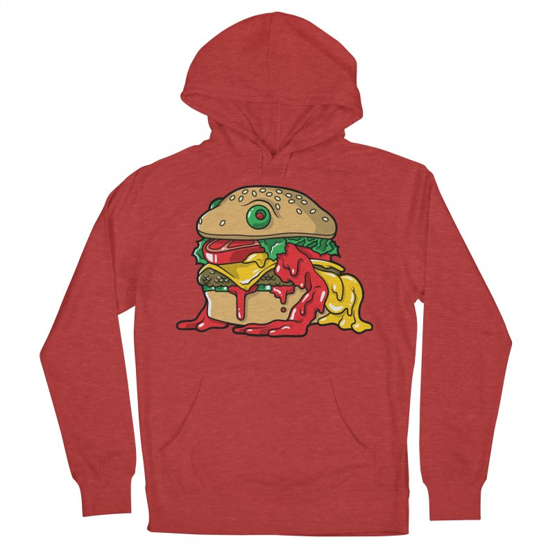 Frurger Men's Pullover Hoody by Anthony Petrie