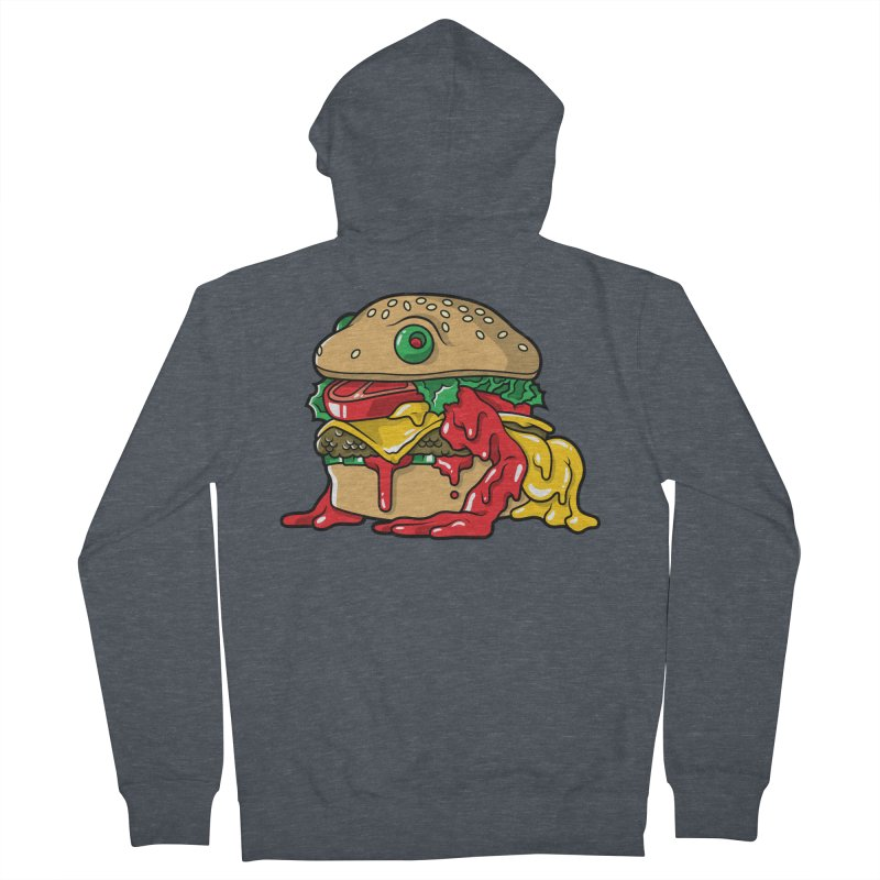 Frurger Women's Zip-Up Hoody by Anthony Petrie Print + Product Design