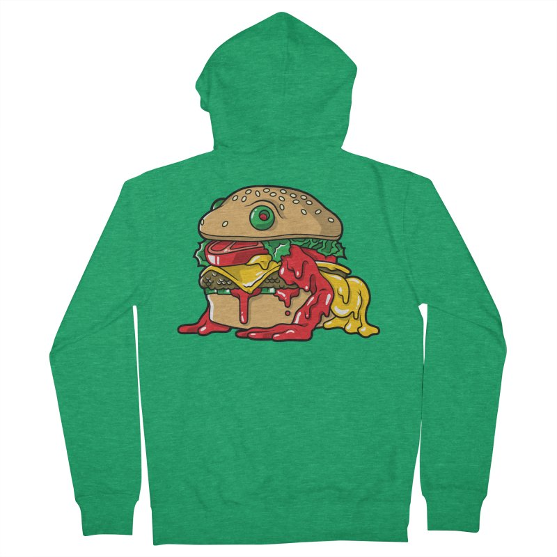 Frurger Men's French Terry Zip-Up Hoody by Anthony Petrie Print + Product Design