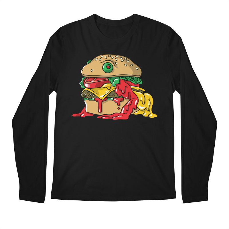 Frurger Men's Regular Longsleeve T-Shirt by Anthony Petrie Print + Product Design