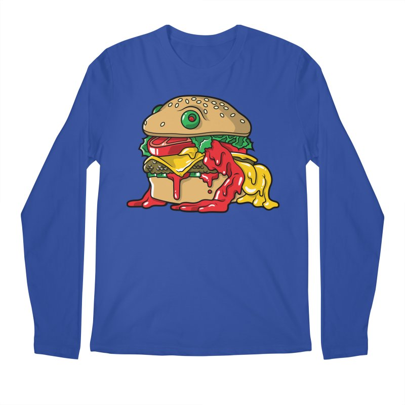 Frurger Men's Longsleeve T-Shirt by Anthony Petrie Print + Product Design