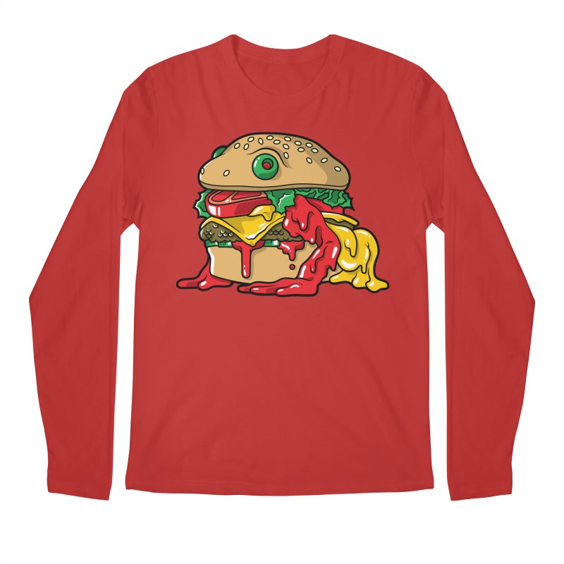Frurger Men's Regular Longsleeve T-Shirt by Anthony Petrie Print + Product Design