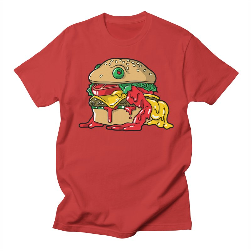 Frurger Women's Regular Unisex T-Shirt by Anthony Petrie Print + Product Design
