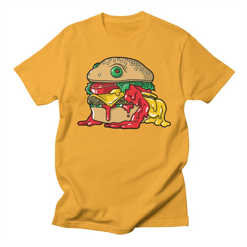 Frurger Men's T-shirt by Anthony Petrie
