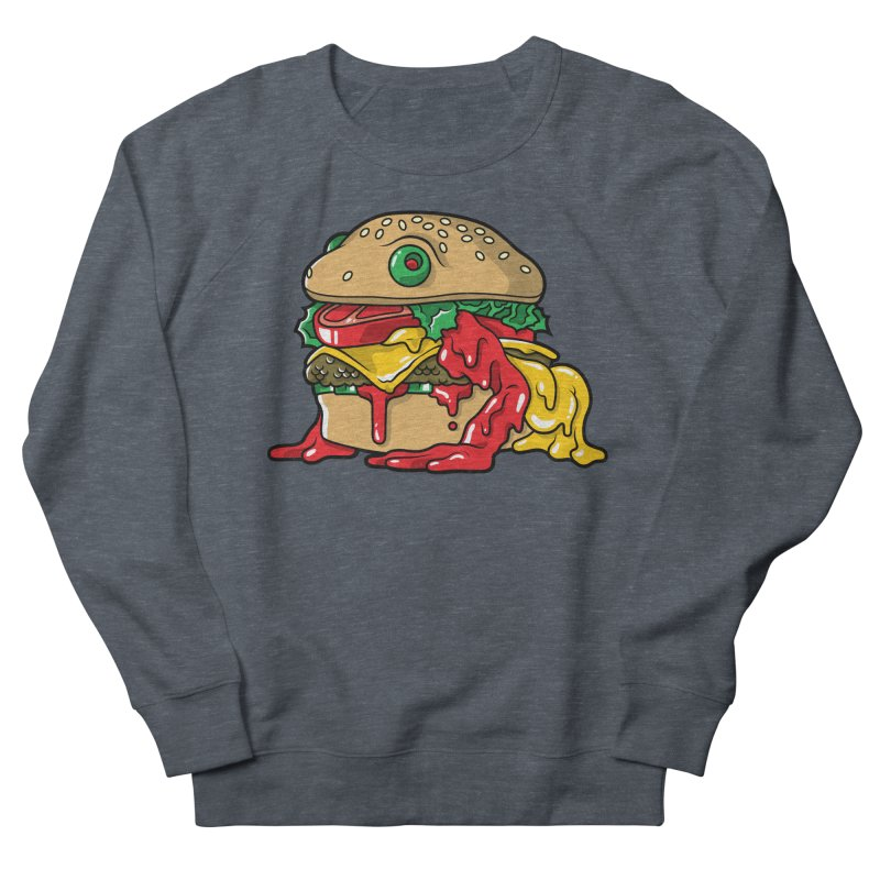 Frurger Women's French Terry Sweatshirt by Anthony Petrie Print + Product Design
