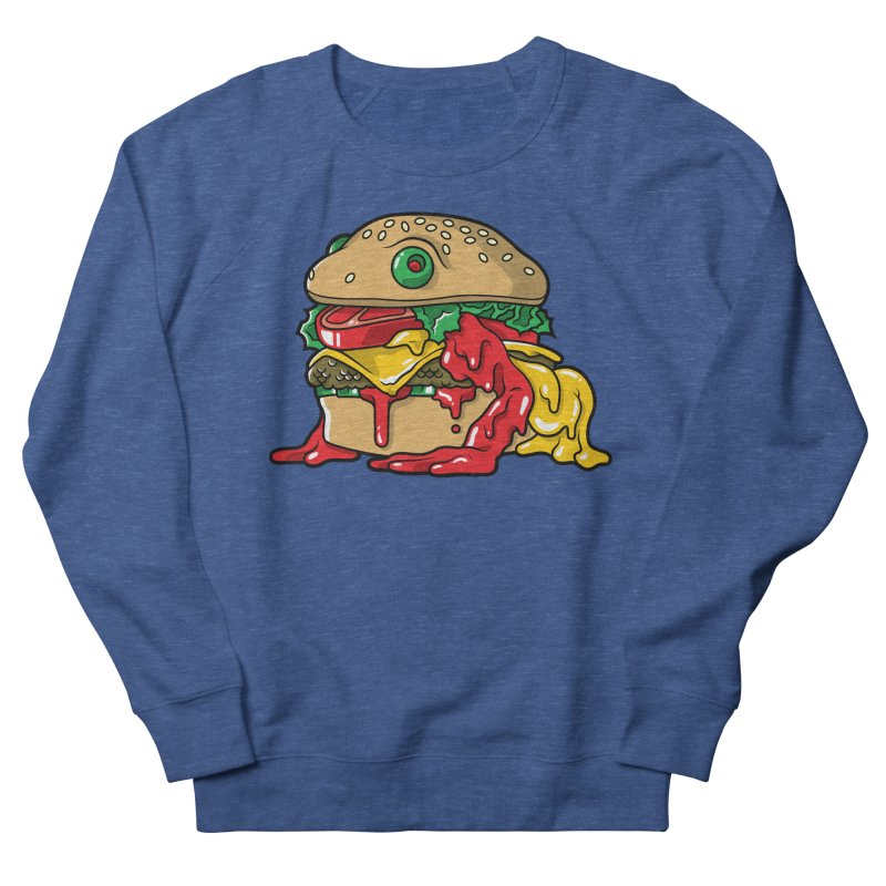 Frurger Men's French Terry Sweatshirt by Anthony Petrie Print + Product Design