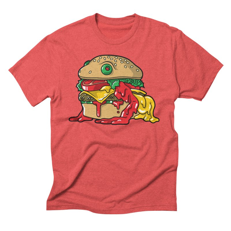 Frurger Men's Triblend T-Shirt by Anthony Petrie