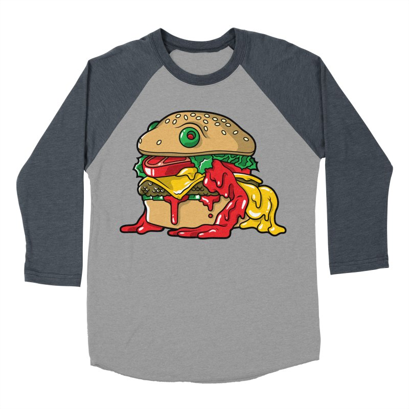 Frurger Women's Baseball Triblend T-Shirt by Anthony Petrie