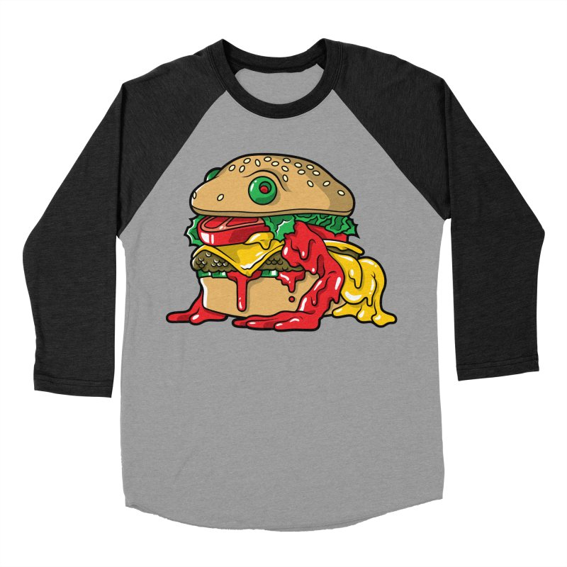 Frurger Men's Baseball Triblend T-Shirt by Anthony Petrie